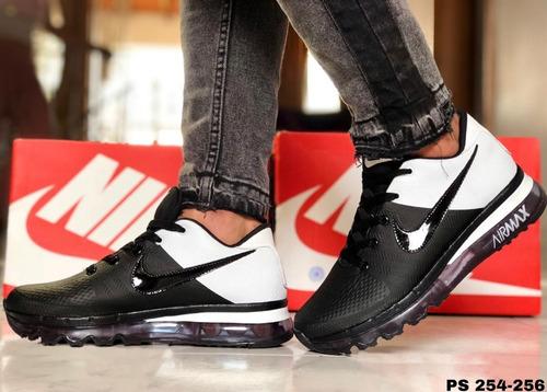 hermosos zapatos deportivos de caballeros, excelente calidad