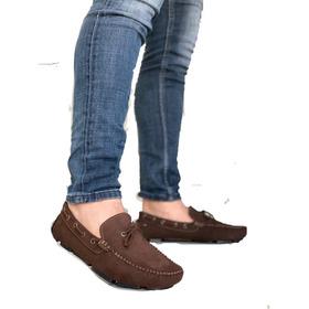 Hermosos Zapatos Mocasisn Para Caballeros, Calidad
