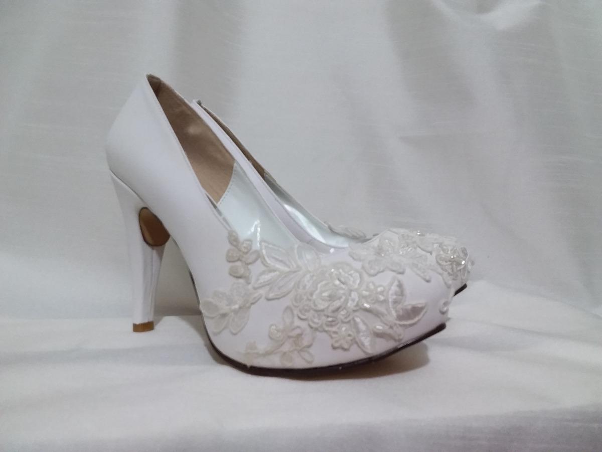 b9aa43dd8e8 Hermosos Zapatos Novia