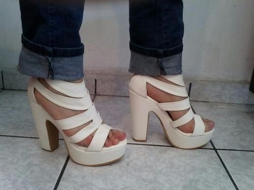 hermosos zapatos tacon alto de moda