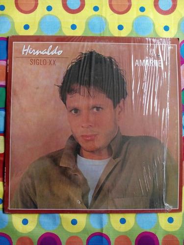 hernaldo lp  amarte  1984