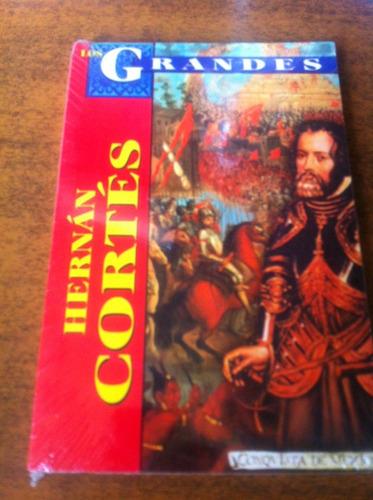 hernan cortez / grandes biografias