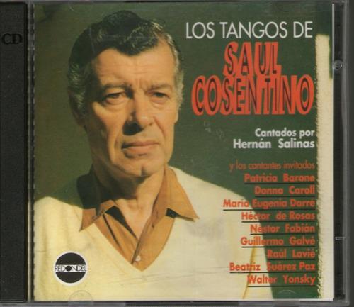 hernan salinas - saul consentino - tangos -  tango cd