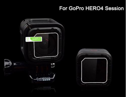 hero 4 session protector lente 6 piezas envío gratis