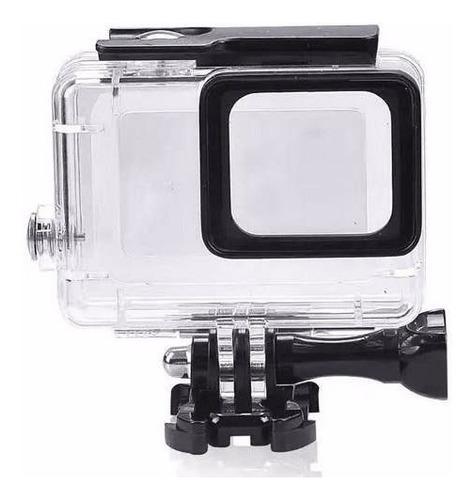 hero 6 5 caixa estanque mergulho protetora gopro 5 6 7 black