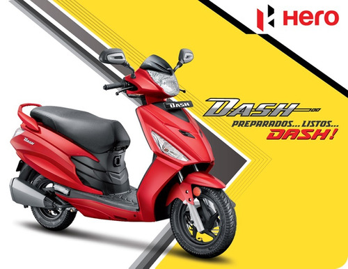 hero dash 110 by suzuki an styler yamaha ray zr  eccomotor