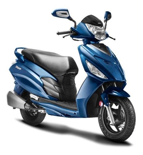 hero dash 110 vx scooter