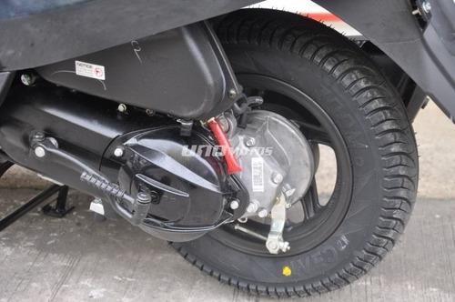 hero dash 110 vx scooter an 125 0km