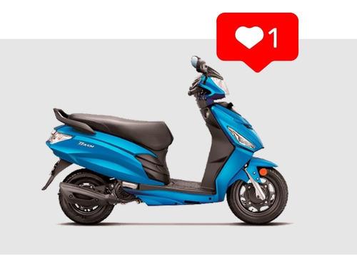 hero dash 110 vx scooter mejor que suzuki an 125 0km