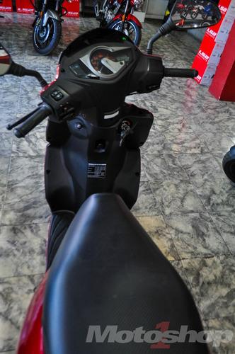 hero dash moto