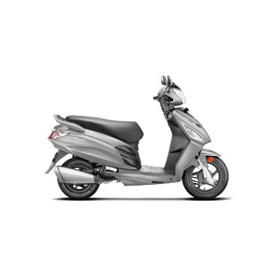 hero dash moto scooter