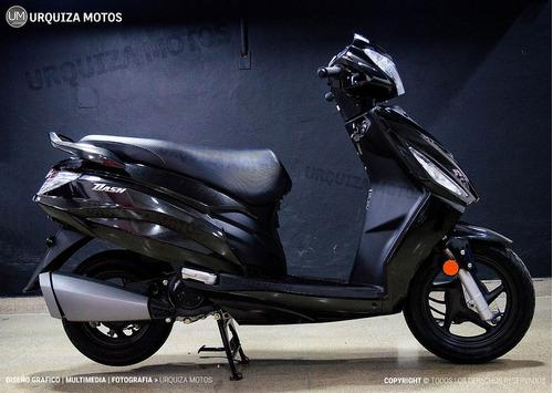 hero dash motos moto scooter