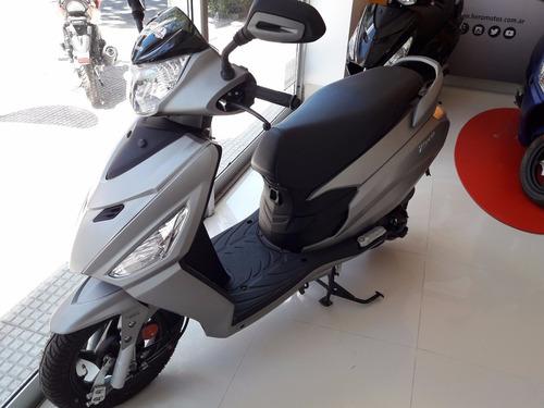 hero dash - motos scooter moto 110  0 km ciudadela