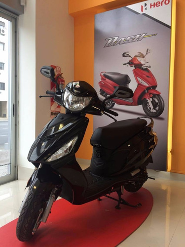 hero dash - motos scooter moto 110  0 km wilde