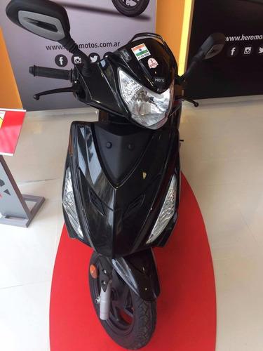 hero dash motos scooter moto