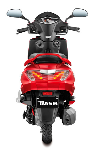 hero dash scooter