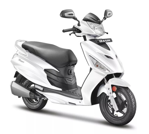 hero dash scooter