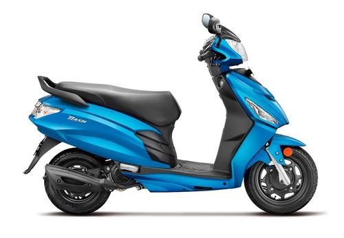 hero dash scooter dash 110 0km permuto  dbm motos