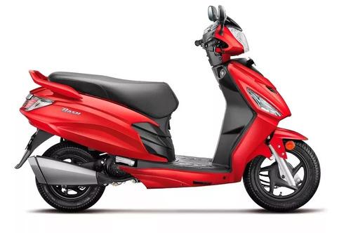 hero dash scooter  en motolandia