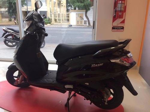 hero dash  scooter india - garantía de 3 años