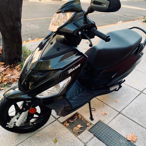 hero dash scooter nro 1 en la india como nuevo 950km permuto