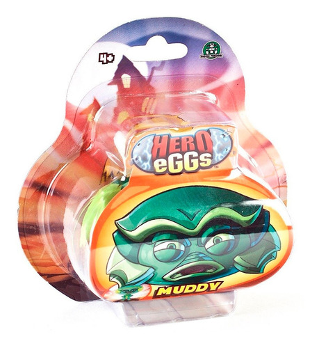 hero eggs coleccionable pack muñeco original 27300 bigshop