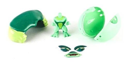 hero eggs monstruos pack individual varios modelos wabro