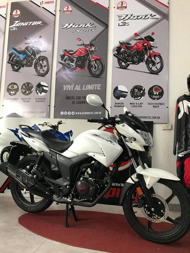 hero hunk 150 cc.0 km 2019  moto shopping ( la plata )