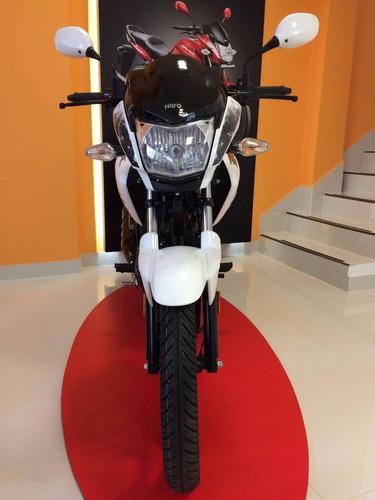 hero hunk 150 - motos calle 0 km india 3 años grtia guernica