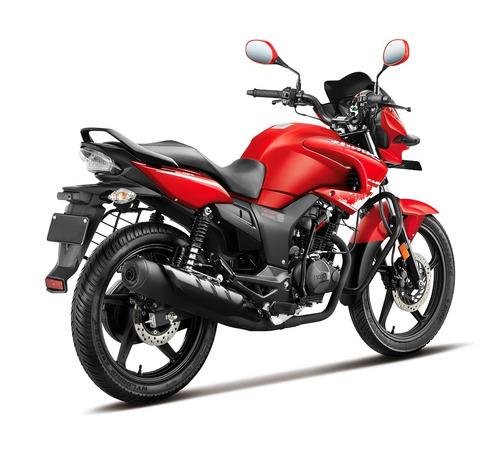 hero hunk 150cc oferta 2018  india 3 años de garantia