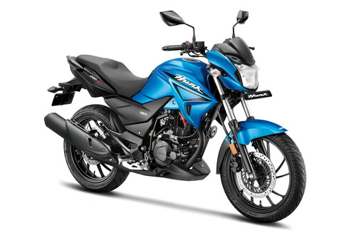 hero hunk 200 r abs doble freno a disco fz cb ns eccomotor