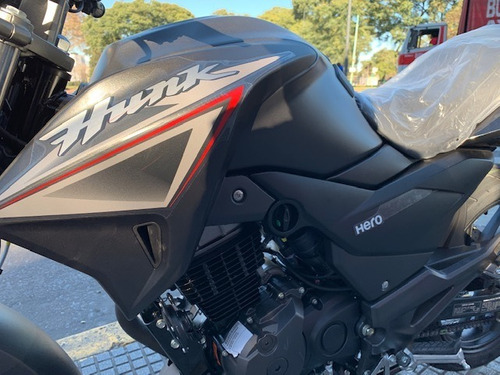 hero hunk 200 r  abs rouser ns 200 12/18 cuotas