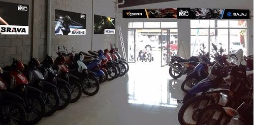 hero hunk sport 150cc okm 2017 - w motos san miguel