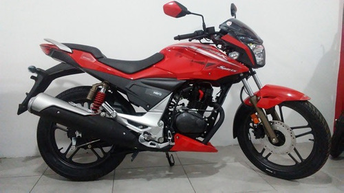 hero hunk sport motos