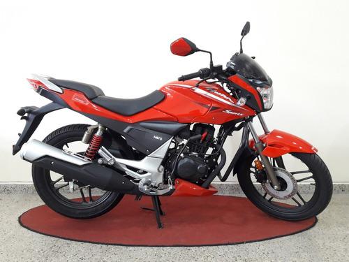 hero hunk sports 150 moto 0km ruggeri motos
