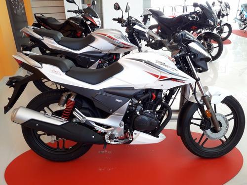hero hunk sports 150 moto calle india 3 años gia ciudadela