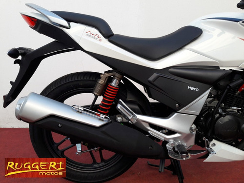hero hunk sports moto motos