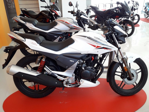 hero hunk sports motos