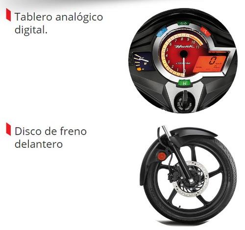 hero ignitor 125 0km 2018 is3 linea nueva cuotas solo dni