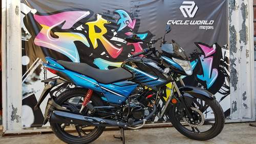 hero ignitor 125 0km 2019 cycle world no rouser promo  17/1