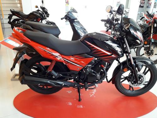 hero ignitor 125 motos calle india 3 años de gtia beccar