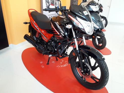 hero ignitor 125 motos calle india 3 años de gtia florida