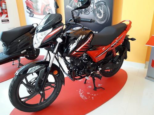 hero ignitor 125 motos calle india 3 años de gtia palermo