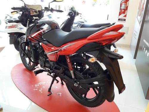 hero ignitor 125 motos calle india 3 años de gtia v urquiza