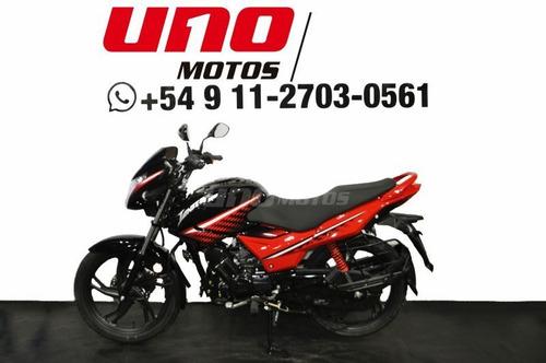 hero ignitor 125cc i3s 0km deportiva unomotos