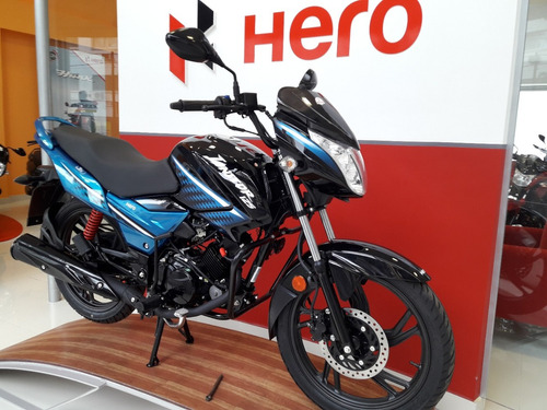 hero ignitor 125cc showrom hero - india - garantia 3 años