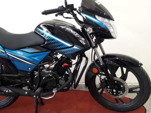 hero ignitor moto motos