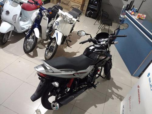 hero ignitor roja 125cc 0km 2017- w motos san miguel