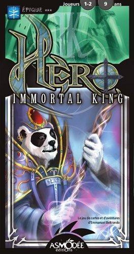 hero inmortal king juego de mesa rpg entrega inmediata