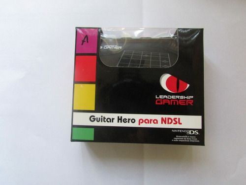 hero nintendo guitar